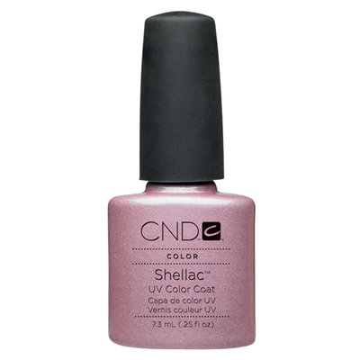 Creative Nail Design Shellac UV Color Coat Iced Cappuccino