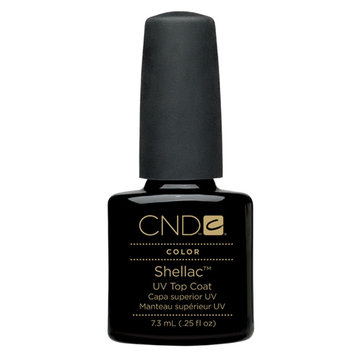 Creative Nail Design Shellac UV Top Coat .25 oz