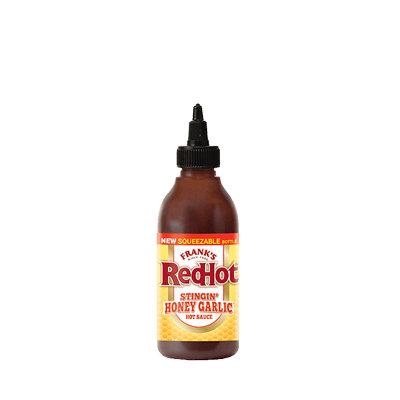 Frank's RedHot® Stingin' Honey Garlic Sauce