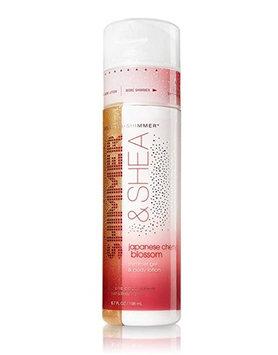 Bath & Body Works® Japanese Cherry Blossom Shimmer Gel & Body Lotion