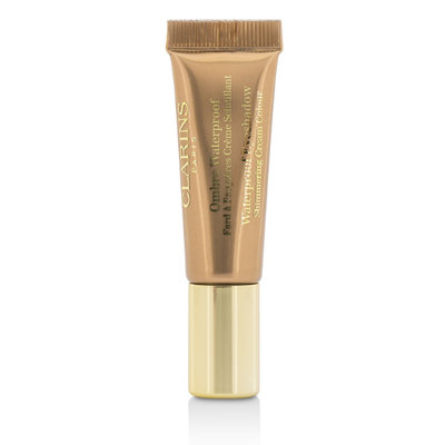 Clarins Ombre Waterproof Eyeshadow Shimmering Cream Colour