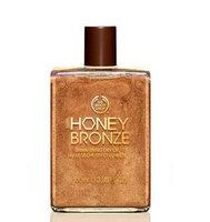 THE BODY SHOP® Honey Bronze™ Shimmering Dry Oil