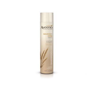 Aveeno® Active Naturals Nourish + Shine Shampoo