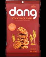Dang Sriracha Spice Sticky-Rice Chips
