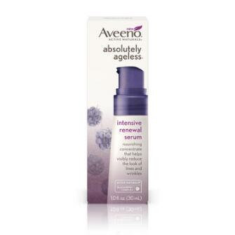 Aveeno® Active Naturals Absolutely Ageless Intensive Renewal, Blackberry