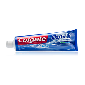 Colgate® MaxFresh® SHOCKWAVE™ Toothpaste Electric Mint™