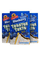 Shoprite Toaster Tarts Frosted Blueberry