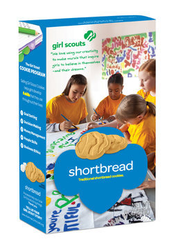 Shortbread/Trefoils® Girl Scout Cookies