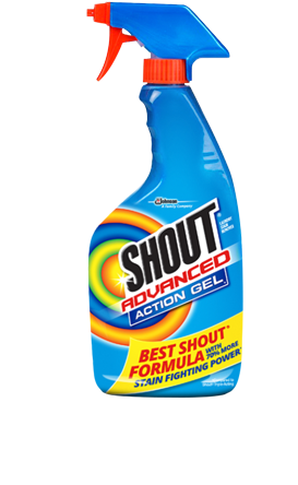 Shout® Advanced Action Gel