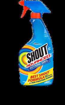 Shout® Advanced Action Gel