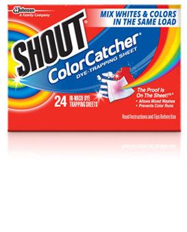 Shout® Color Catcher®