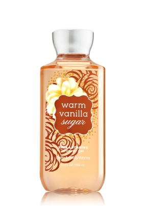Bath & Body Works Warm Vanilla Sugar Body Wash