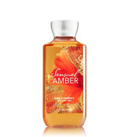 Bath & Body Works Signature Collection Sensual Amber Shower Gel