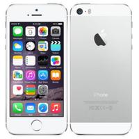 iPhone 5s 16GB Silver - Unlocked - Apple