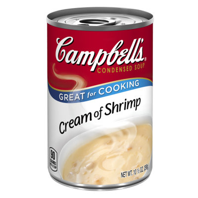 Campbell's® Cream Of Shrimp Condensed Soup
