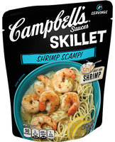 Campbell's® Shrimp Scampi Skillet Sauce