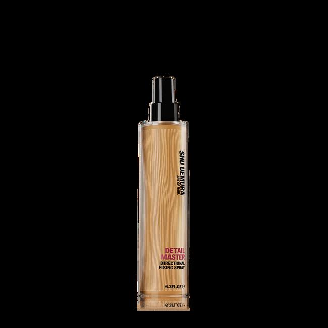 shu uemura detail master hair spray gel