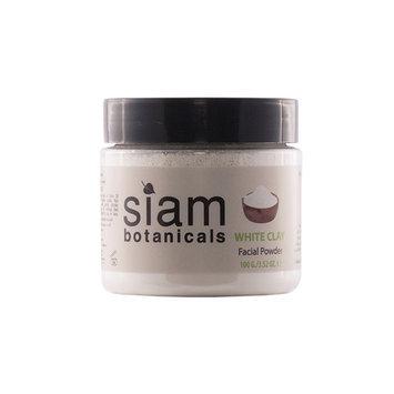 Siam Botanicals White Clay Facial Powder