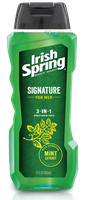 Irish Spring Signature for Men 3-in-1 Body Wash