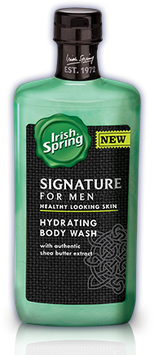Irish Spring Signature for Men Hydrating Body Wash