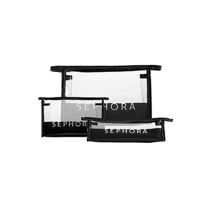SEPHORA COLLECTION Signature Clear Cosmetic Bag