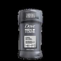 Dove Men+Care Cool Silver Antiperspirant Stick