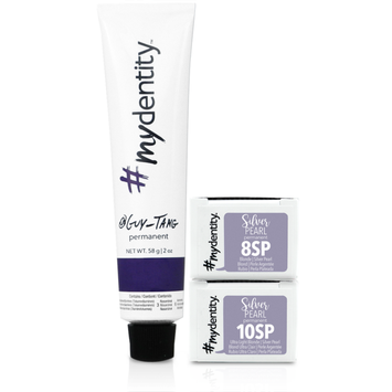 #mydentity by Guy Tang Permanent Silver Pearl 10SP