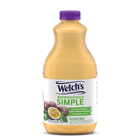 Welch's® Refreshingly Simple Passion Fruit Juice Cocktail