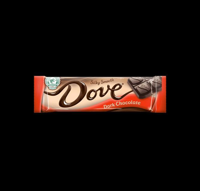 Dove Chocolate Silky Smooth Dark Chocolate Singles Bar