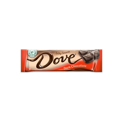 Dove Chocolate Silky Smooth Dark Chocolate Singles Bar