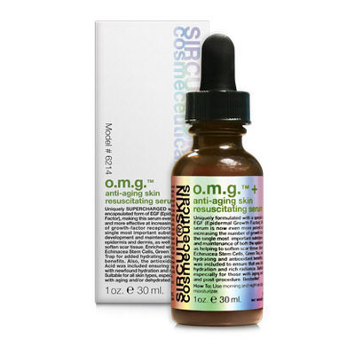 Sircuit Skin O.M.G. Skin Resuscitating Serum