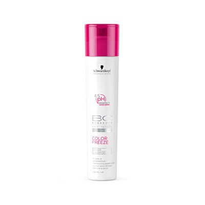 Schwarzkopf BC Hairtherapy Color Save Silver Shampoo