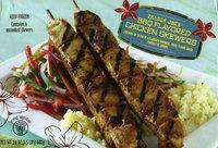 Trader Joe's BBQ Flavored Chicken Skewers