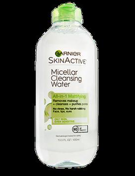 Garnier Skinactive Micellar Cleansing Water All-in-1 Mattifying