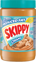SKIPPY® Reduced Fat Creamy Peanut Butter Spread