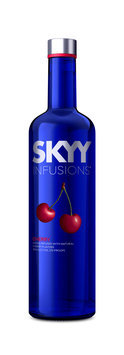 SKYY Cherry Infusions Vodka