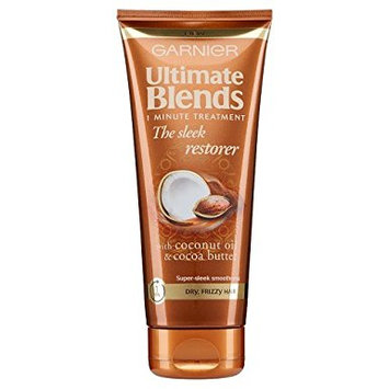 Garnier Ultimate Blends The Sleek Restorer 1 Minute Treatment