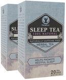 Piping Rock Sleep Tea (Bedtime) 2 Boxes x 20 Tea Bags