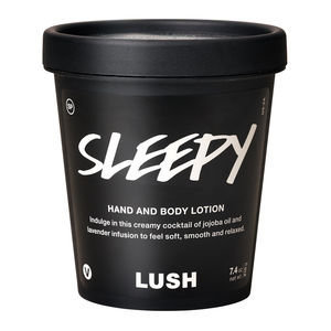 LUSH Cosmetics Sleepy Body Lotion