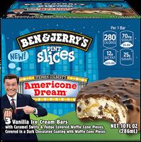 Ben & Jerry's® Pint Slices Americone Dream