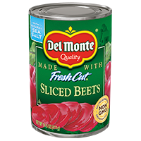 Del Monte® Fresh Cut Sliced Beets