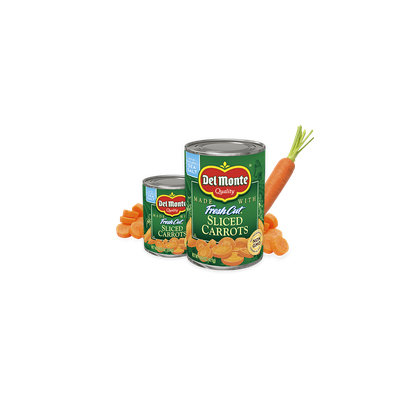 Del Monte® Sliced Carrots