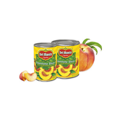 Del Monte® Sliced Freestone Peaches