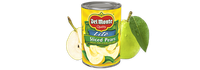 Del Monte® Bartlett In Extra Light Syrup Pears Sliced Lite