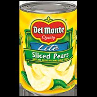 Del Monte® Lite Sliced Pears