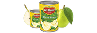 Del Monte® \Bartlett Pear Slices in Heavy Syrup
