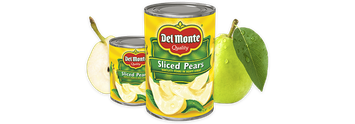 Del Monte® Sliced Pears