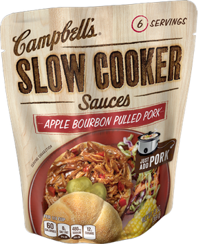 Campbell's® Slow Cooker Southern BBQ Sauce