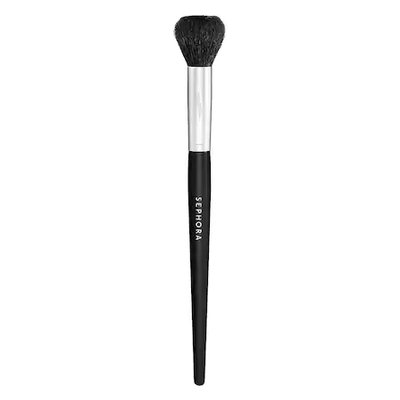 SEPHORA COLLECTION PRO Small Blush and Contour Brush #74
