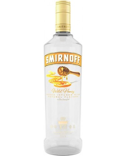 Smirnoff Wild Honey Vodka